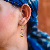 Weeping Peepal Earrings