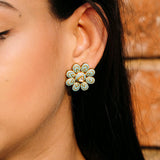 Royal Star Four-Way Earrings