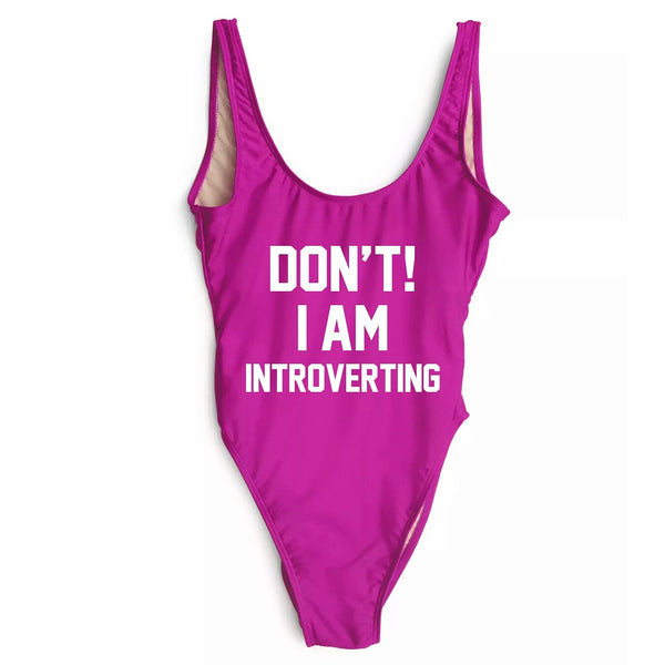 INTROVERTING Backless Mono