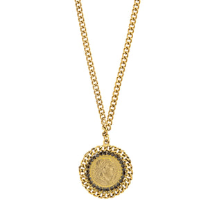 Unruly Necklace -