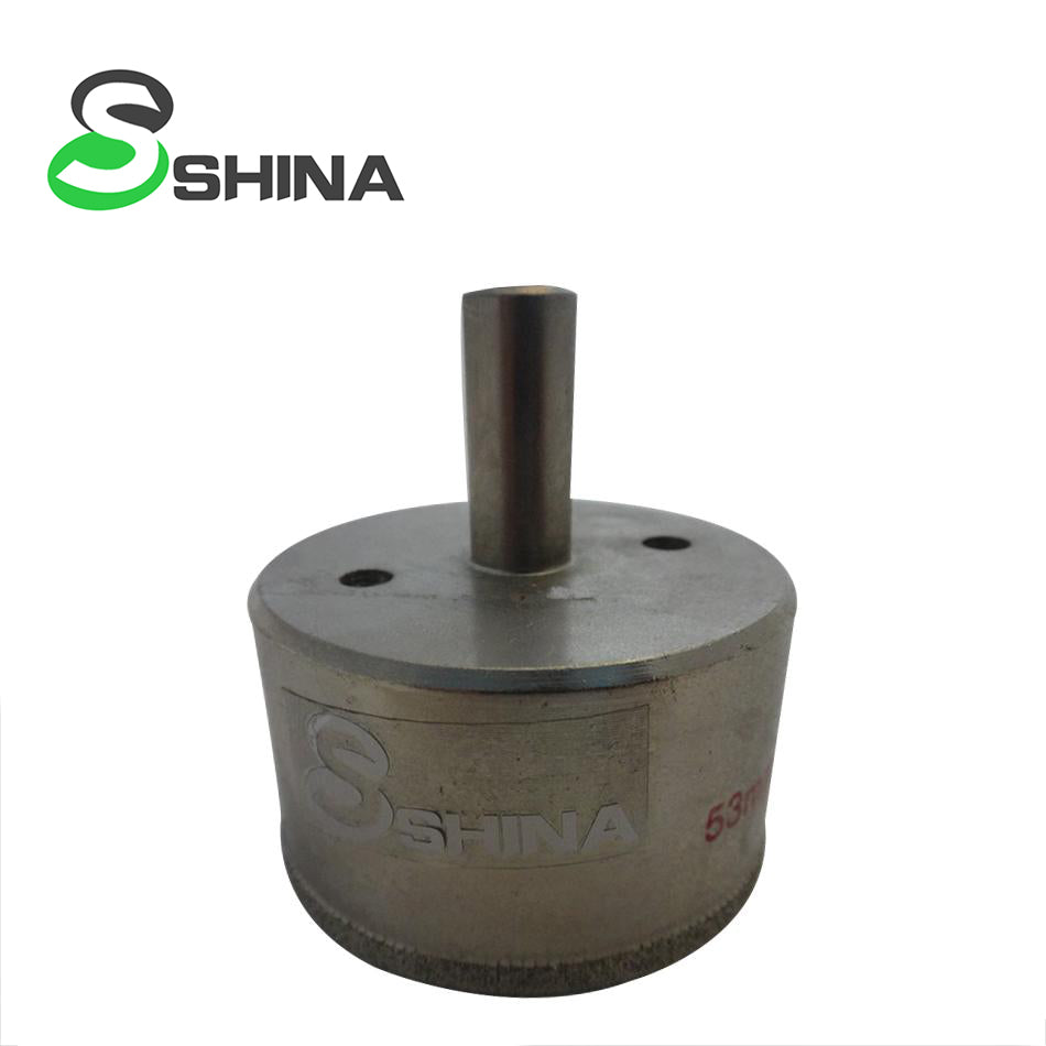 SHINA Diamond Dust Ceramics Glass Tile Cutting Hole Saw Drill Bit - Ceramic and glass tile store