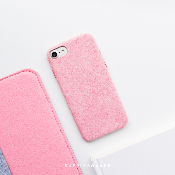 pink_felt_iphone_case