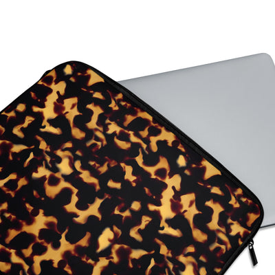 Tortoise Shell Print Laptop Sleeve - Supply Square