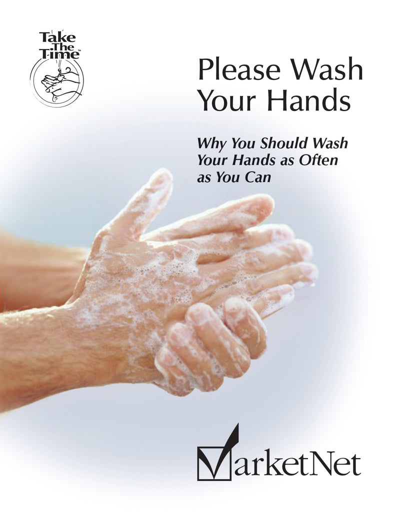 PLEASE WASH YOUR HANDS – FREE BROCHURE