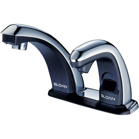 Battery Powered Faucet Combination