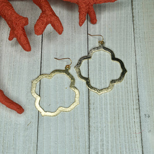 Sasha Gold Earrings