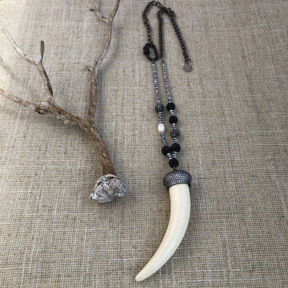 Gunmetal and Tusk