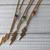 Lighting necklaces