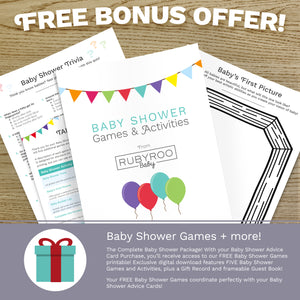 Baby Shower Games - Dots Bonus Download