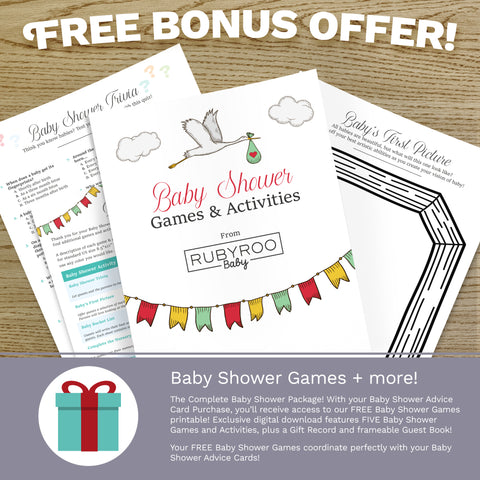 Baby Shower Games - Stork Bonus Download