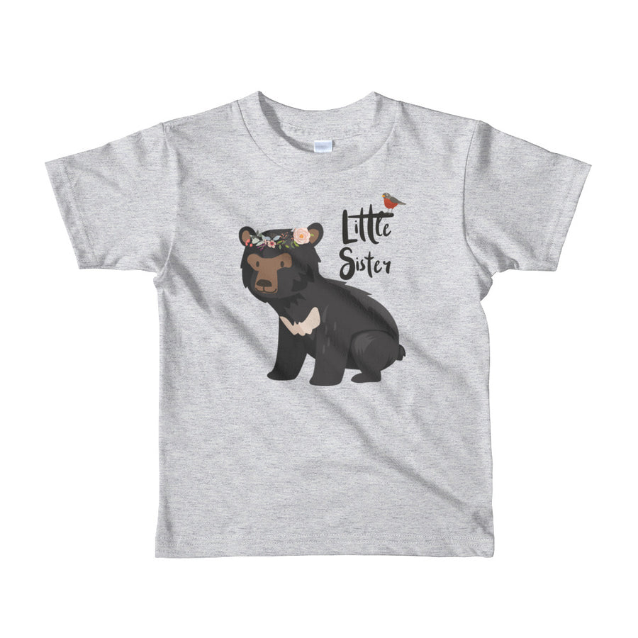 Little Sister T-Shirt | Short Sleeve | Little Bear