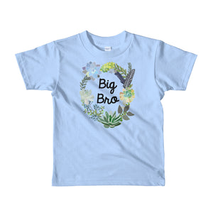 Big Brother T-Shirt | Short Sleeve | Succulent Collection