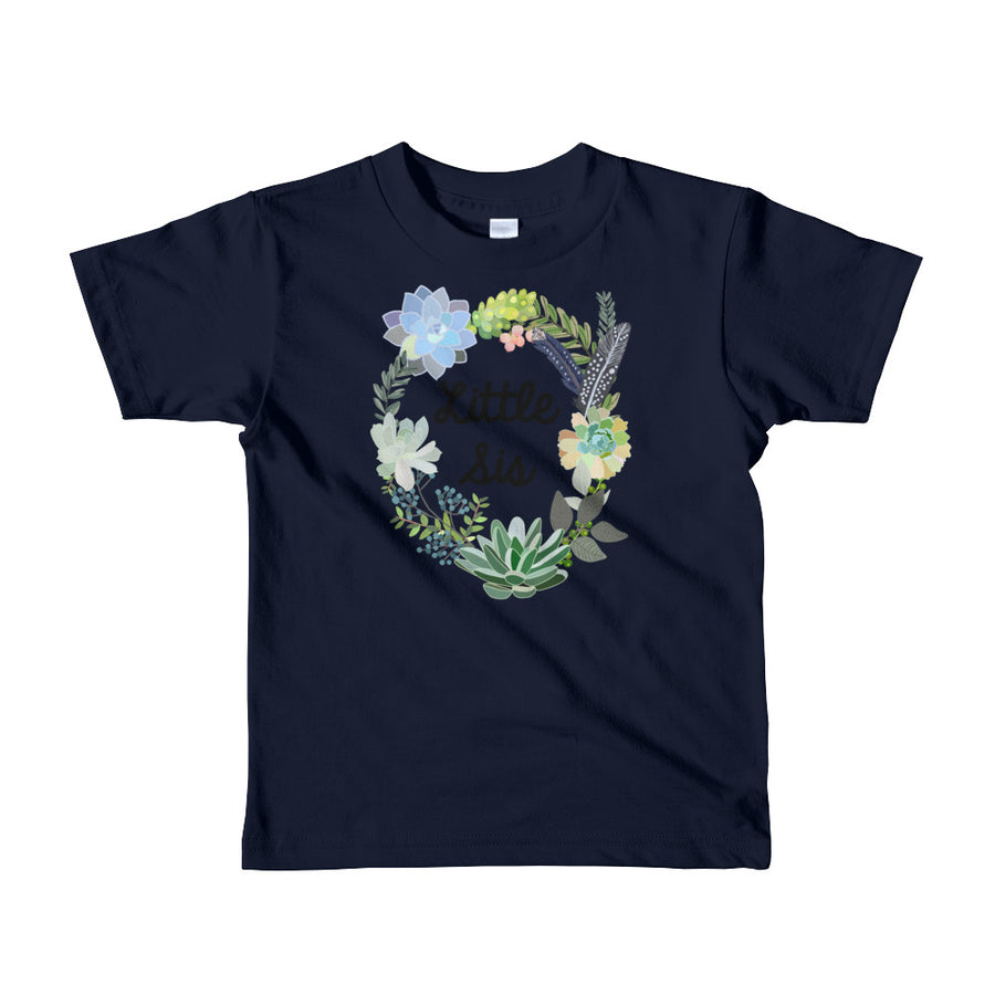 Little Sister T-Shirt | Short Sleeve | Succulent Collection