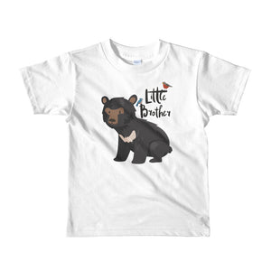 Little Brother T-Shirt | Short Sleeve | Little Bear