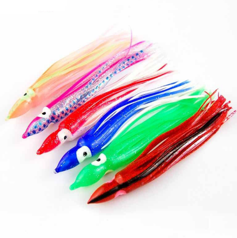 Eyes Crankbait Plastic Hard Crank Fishing Lure Minnow Wobbler Bionic Bait