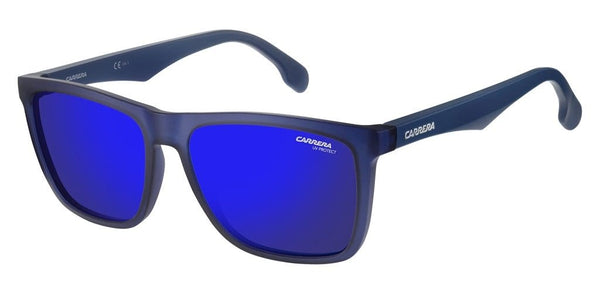 CARRERA 5041/S RCT/XT MT BLUE/BLUE MIRROR