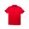 Hugo boss - Repellent polo slimfit red - High Life