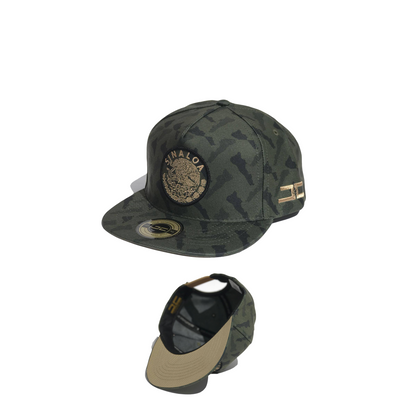 jc hats - Federal Camu - High Life