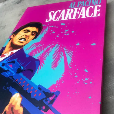 Arte - scarface Pop - High Life