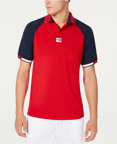 Tommy hilfiger -Moisture colorblock - High Life