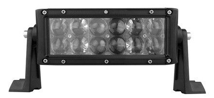 "7.5"" Dual Row 4D Lens Straight Osram LED Bar"