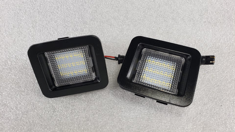 2015+ Ford F150 / Raptor LED Tag Light Housings (1 Pair)