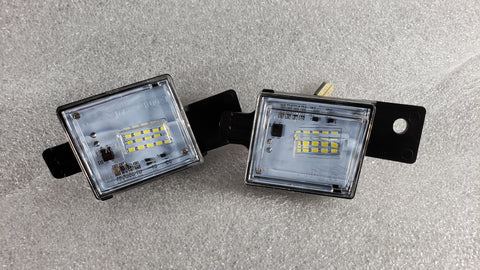 2014+ GM Truck LED Tag Light Housings (1 Pair)