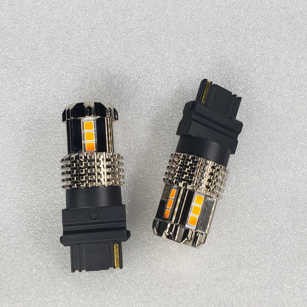 Superbright 3156 Amber Bulbs (1 Pair)