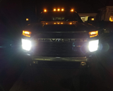 2020+ Silverado HD LED Upgrade Kit (factory halogens)