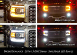 2016+ GMC Sierra Fog Kit (HID equipped)