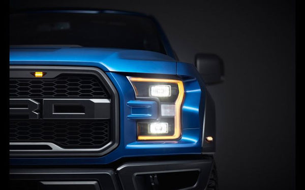 2015+ Ford F150 LED Kit (LED Headlight Equipped)