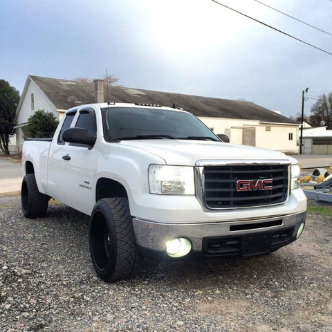 2007-2014 Silverado/Sierra Lows and Fogs Kit (NO HIGHS)