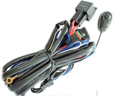 Single or Dual Wiring Harness
