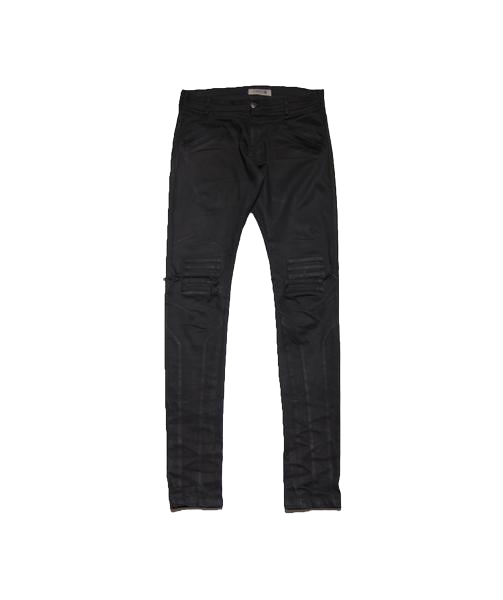 5IVE JEANS (BLACK DENIM)