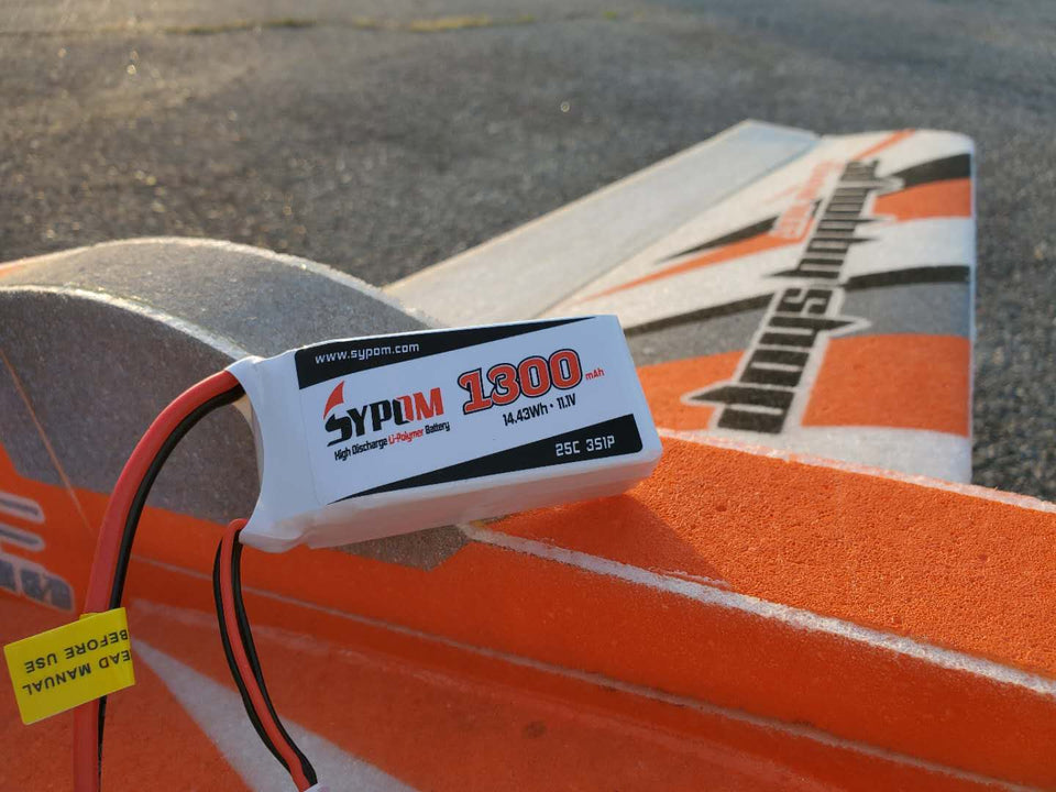Sypom 3s lipo battery pack with XT60 Plug