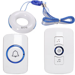 The SadoTech SOS Doorbell