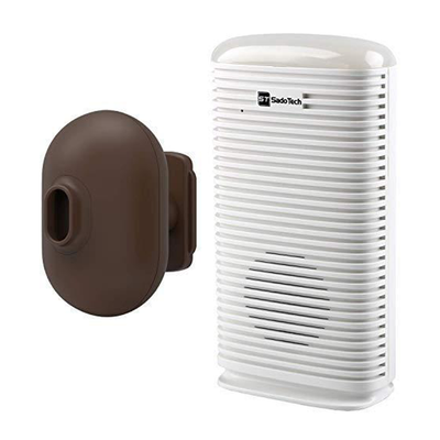 Ringpoint Driveway Alarm Set | Wireless Motion Sensor
