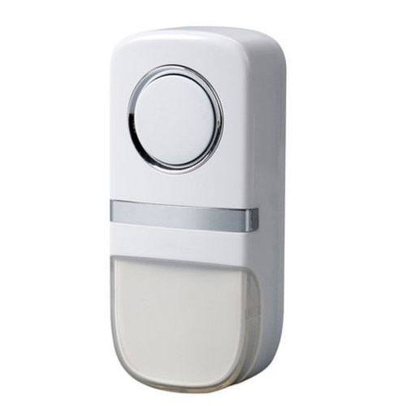 Doorbell - Model PT - Push Powered Doorbells - White - SadoTech