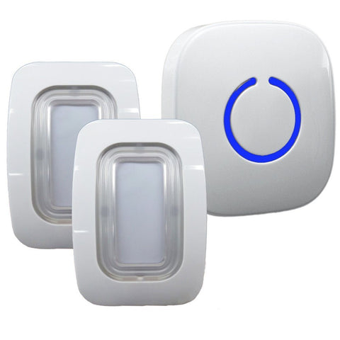 Doorbell - LED Motion Sensor with Extra Sensor (K2K2) - SadoTech