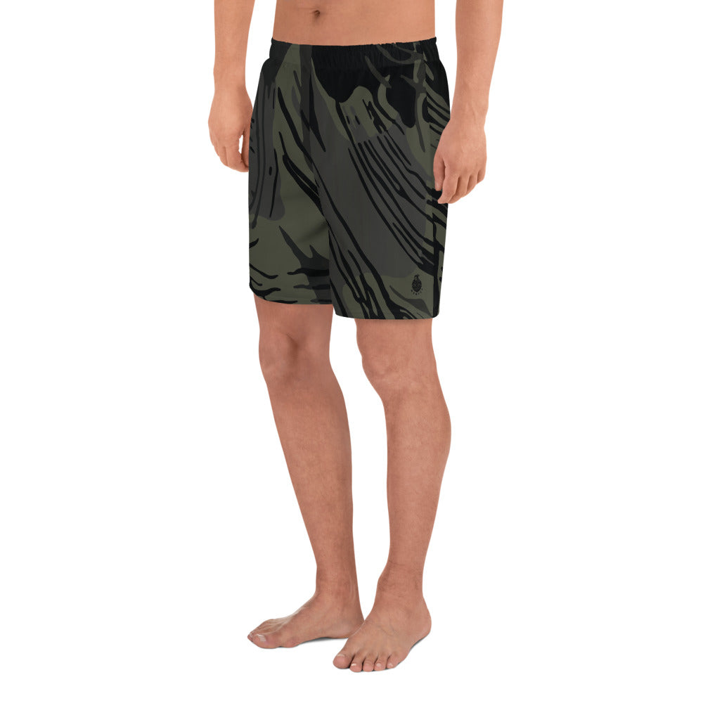 """Rhodie Black"" Lounge Shorts"
