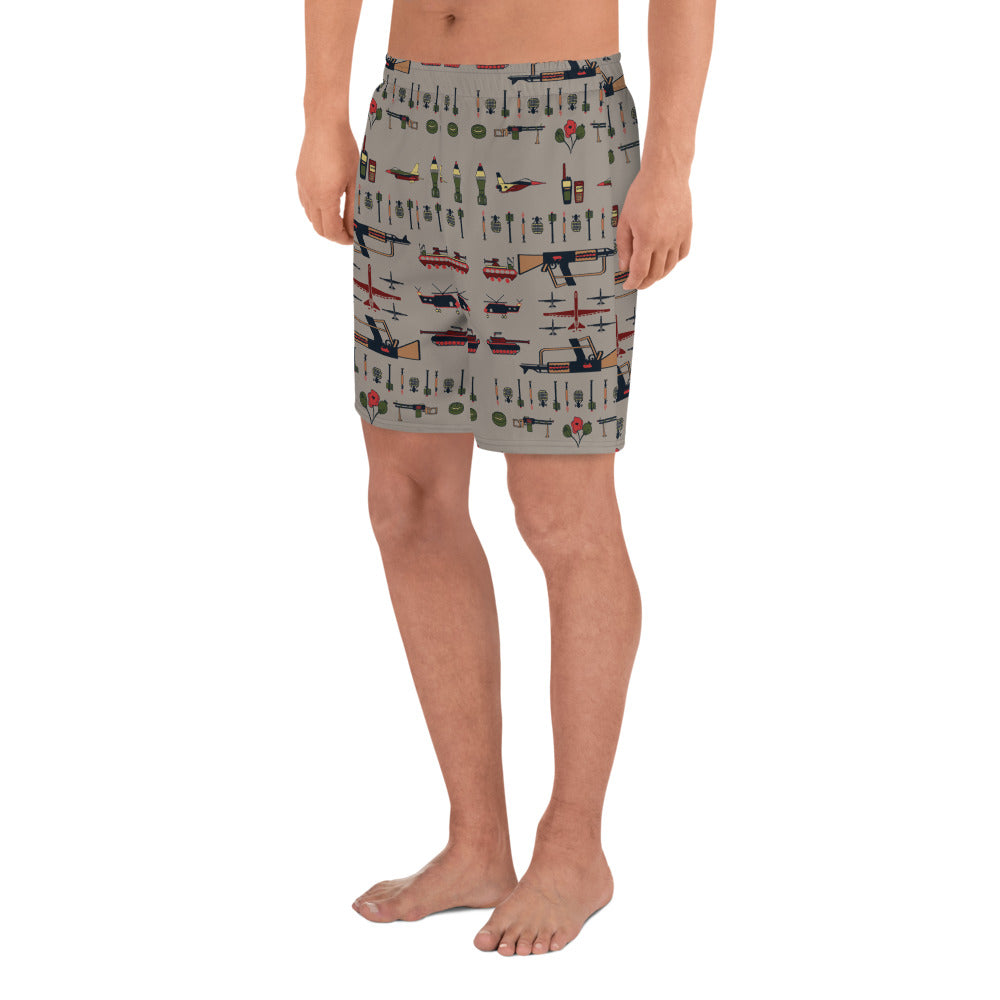 """War Rug"" Lounge Shorts"