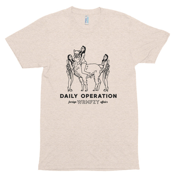 """Daily Operation"" Tee"