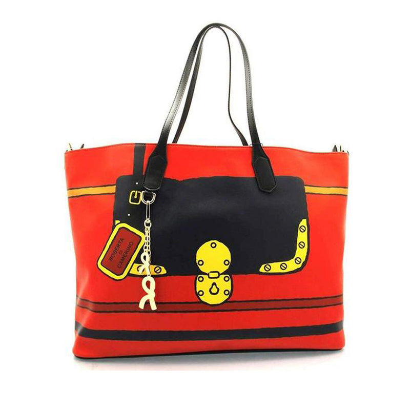 Graphic Look Shopping Bag
