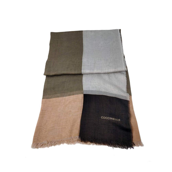 Coccinelle Foulard Taupe