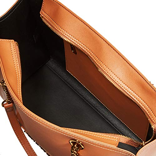 Borsa a Spalla Smooth Pu
