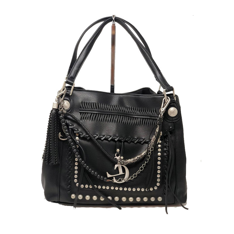 Fishbone Boston Bag