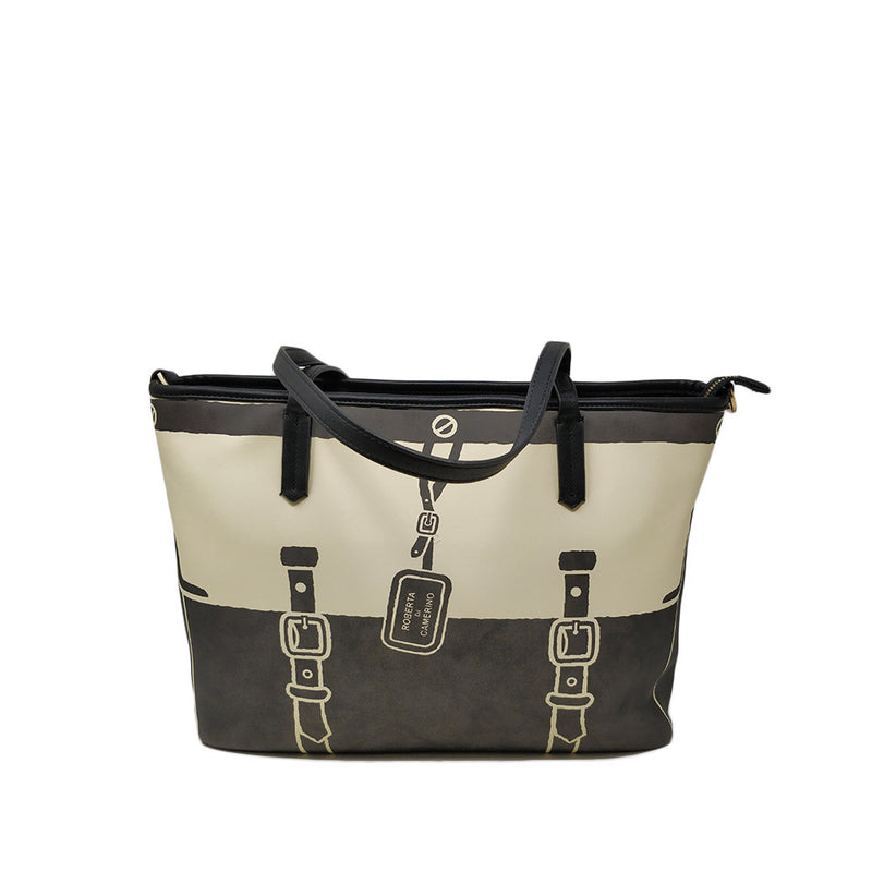Graphic Pocket Shopper