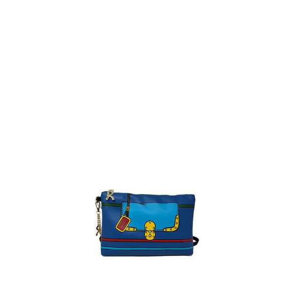 Graphic Lock Pochette