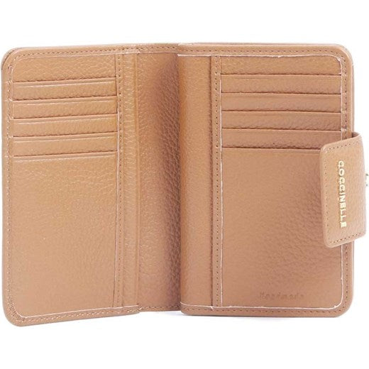 Metallic Soft Wallet
