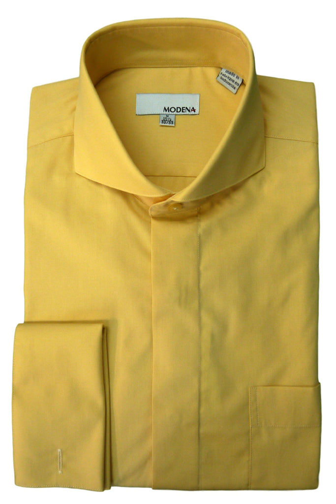 Banana Cutaway Collar Dress Shirt